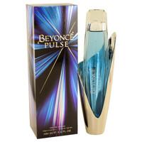 Beyonce Pulse Womens Perfume by Beyonce Edp Spray 3.4  oz