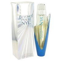 Beyonce Pulse NYC Perfume for Women by Beyonce Edp Spray 3.4 oz