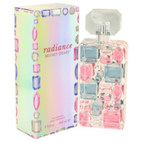 Radiance Womens Perfume by Britney Spears Edp Spray 3.4 oz
