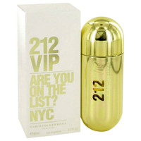 212 VIP Perfume for Women by Carolina Herrera - 2.7 oz Eau De Parfum Spray