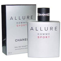 Allure Sport by Chanel 3.4 oz EDT Spray