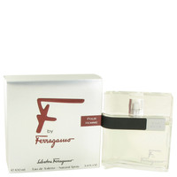 F Cologne by Salvatore Ferragamo Edt Spray 3.4 oz