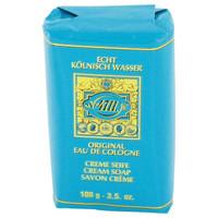4711 Cream Soap by Muelhens Edc 3.5oz