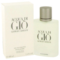 Acqua de Gio Cologne by Giorgio Armani 3.4 oz EDT SP