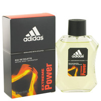 Adidas Extreme Power Cologne by Adidas For Men Edt 3.4 oz