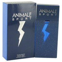 Animale Sport Cologne by Animale Edt 3.4 oz