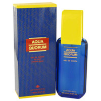 Aqua Quorum Mens Cologne by Antonio Puig Edt 3.3 oz