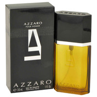 Azzaro Cologne For Men by Loris Azzaro Edt 1 oz