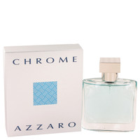 Azzaro Chrome Cologne For Men by Loris Azzaro Edt 1.7 oz