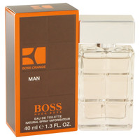Boss Orange Cologne by Hugo Boss Edt 1.3 oz