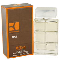 Boss Orange Cologne by Hugo Boss Edt 2 oz
