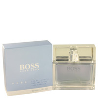 Boss Pure Cologne by Hugo Boss Edt 1.7 oz
