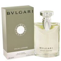 Bvlgari Mens Cologne by Bvlgari Edt 3.4 oz