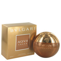 Bvlgari Aqua Amara Cologne by Bvlgari For Men Edt 3.4 oz