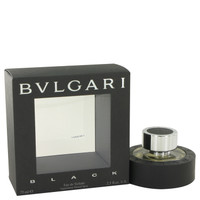 Bvlgari Black Mens Cologne by Bvlgari Edt 2.5 oz