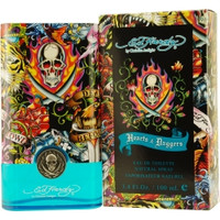 Ed Hardy Love is True by  Christian Audigier  Men Edt Spray3.4 oz
