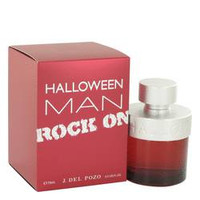 Halloween Rock by J. Del Pozo Men's Edt Spray 2.5oz