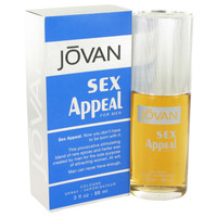 Sex Appeal Mens Cologne By Jovan 3.0oz Edc Spray
