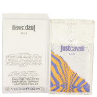 Just Cavalli Mens Cologne by Roberto Cavalli 1.0oz Edt Spray (Old)