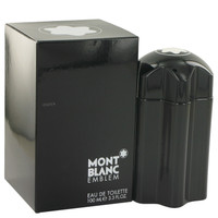 Mont Blanc Emblem 3.4oz Edt Spray