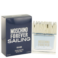 Moschino Forever Sailing 1.7oz Edt Spray