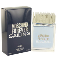 Moschino Forever Sailing for Men 3.4oz Edt Spray
