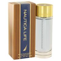 Nautica Life Edt Spray 3.4 oz