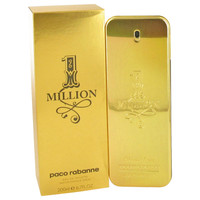 Paco Rabanne 1-Million Cologne for Men 6.7ozEdt Spray