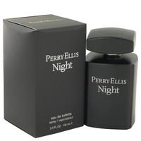 Perry Ellis Night Fragrance for Men Edt Spray 3.4oz
