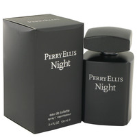 Perry Ellis Night For Men Cologne Edt Spray 3.4oz
