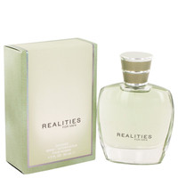 Realities Cologne For Men Edt Spray 1.7oz
