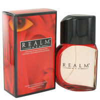 Realm Cologne For Men Edt Spray 3.4oz