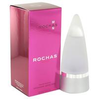 Rochas Man Cologne For Men Edt Spray 1.7oz