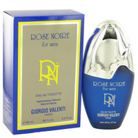 Rose Noire Men's Cologne Edt Spray 3.4oz