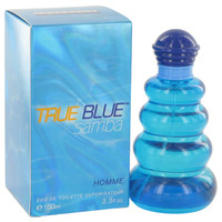 Samba True Blue for Men 3.4oz Edt