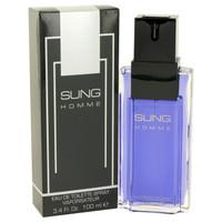 Sung Fragrance for Men 3.3oz Edt Sp