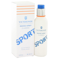 SWISS ARMY CLASSIC SPORT 3.4oz EDT SPRAY