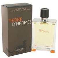 TERRE D'HERMES 3.4oz EDT SPRAY COLOGNE
