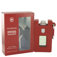 VICTORINOX SWISS UNLIMITED COLOGNE FOR MEN 2.5oz EDC