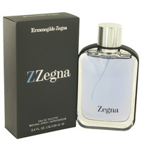 Z  ZEGNA FOR MEN 3.4oz EDT SPRAY