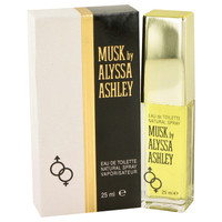 ALYSSA ASHLEY MUSK FOR WOMEN 0.85oz EDT SPRAY
