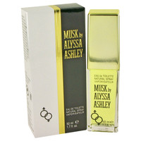ALYSSA ASHLEY MUSK PERFUME FOR WOMEN 1.7oz EDT SPRAY