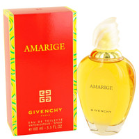 AMARIGE WOMENS PERFUME 3.4oz EDT SPRAY