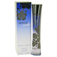 Armani Code Womens Fragrance By Giorgio Armani Edp Spray 2.5 Oz