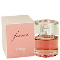 Boss Femme Womens by Hugo Boss Edp Spray 1.7 oz