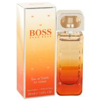 Boss Orange Sunset Womens By Hugo Boss Edt Spray 1 oz