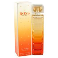Boss Orange Sunset Womens By Hugo Boss Edt Spray 2.5 oz