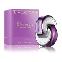 Bvlgari Omnia Amethyste Womens by Bvlgari Edt Spray 2.2 oz