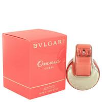Bvlgari Omnia Coral Fragrance by Bvlgari Edt Spray 2.2 oz
