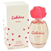 Cabotine Rose Womens By Gres Edt Spray 3.3 oz